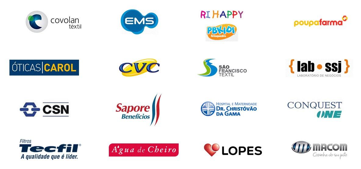 Logos Clientes II